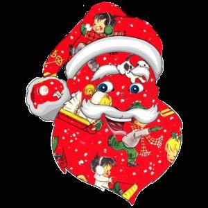 Weihnachten, Weihnachtsmann, Papa Noel, frohe Weihnachten