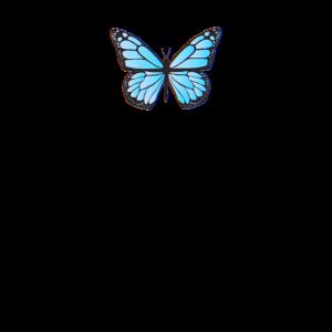Schmetterling Butterfly Grunge Falter Glitch Art