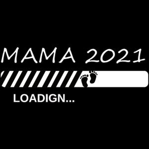 Mama 2021 Ladebalken