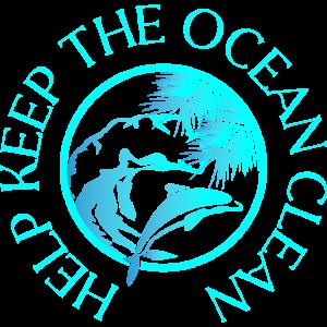 Help keep the ocean clean