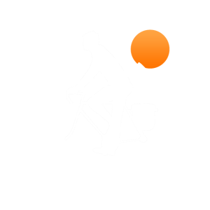 Fahrradfahren ist veganes Reiten Radfahrer
