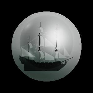 Black Pearl Piratenschiff