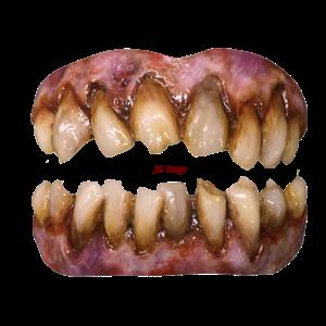 Halloween Zähne