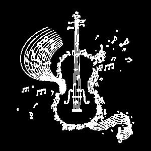 Violine Musikinstrument