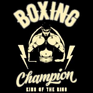 Boxing Champion Box-Sport Kampfsport Geschenk