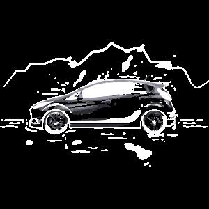 AUTO - TUNING - MALEREI