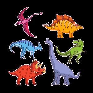Stegosaurus Dino Dinosaurier Urzeit Geschenk