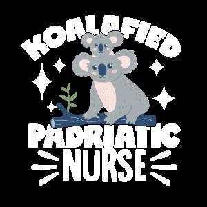 Koalafied padiatric Nurse