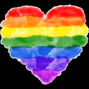 pride LGBTQ+ Maske