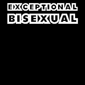 Außergewöhnlich bisexuell