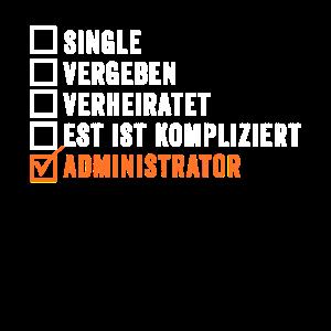 Admin Informatik Administrator Lustige Sprüche