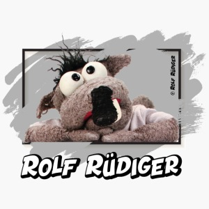 Rolf Rüdiger verträumt