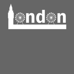 London Souvenir - Text London Sehenswürdigkeiten