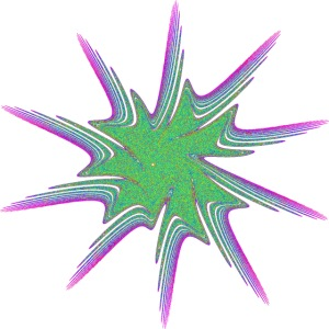 Starfish Sea Urchin Sea Animals Ocean Chaos 3049grbw