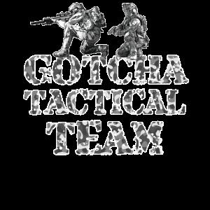 Gotcha Tactical Team Camo Shirt