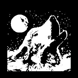 Tier Wolf Fantasie Haustier Natur Hund