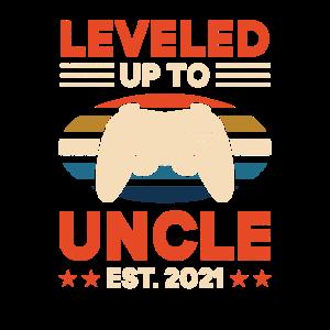 Onkel Uncle 2021 Geschenkidee