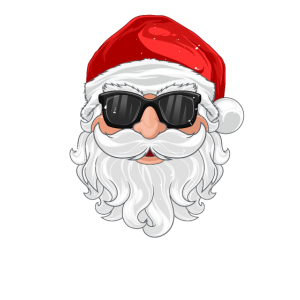 Weihnachtsmann Weihnachten Lustig Geschenk