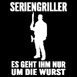 Seriengriller Grillmeister lustig