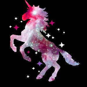 Einhorn Unicorn Pferd Glitzer Isländer
