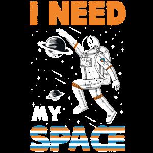 Need Space Weltraum Astronaut Raumfahrt