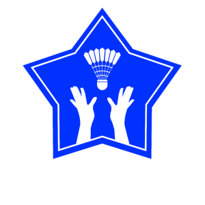 Badminton - Blauer Stern
