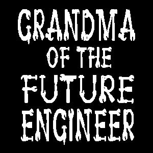 Oma des zukünftigen Ingenieurs Kindermechaniker