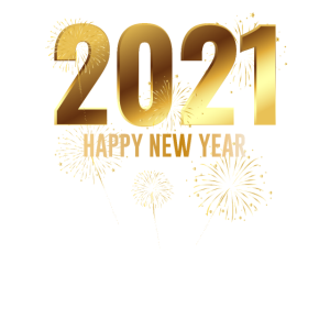 Frohes Neues Jahr 2021 Silvester Countdown