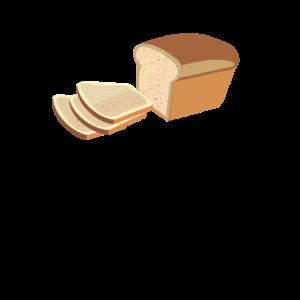 Brot schreiben Brot Toastbrot