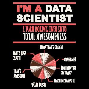 Data Scientist Geschenk