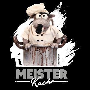 Rolf Rüdiger Kochschürze Meisterkoch
