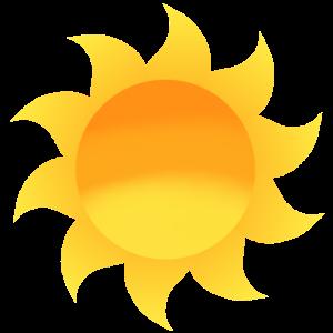 Sonnenzeichnung