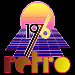 Retro Synthwave Design