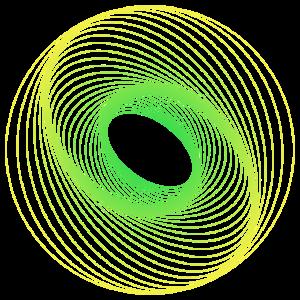Heilige Geometrie Spiralle