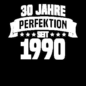 30 Jahre Perfektion - 30. Geburtstag