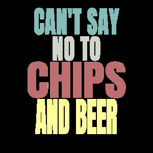 Chips und Bier