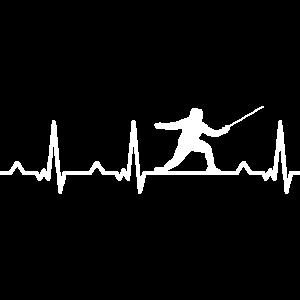 Fechten love fencing Fechtsport