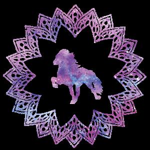 "Tölter ""Mandala Purple"""