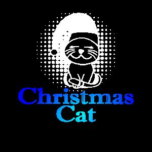 Weihnachtskatze, Weihnachten, kätzchen