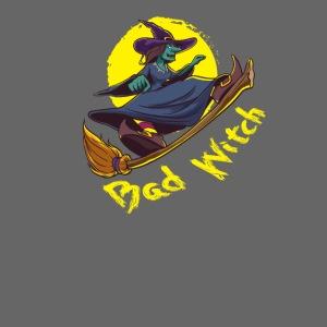 Bad Witch Outfit für Hexen im Kessel brauen