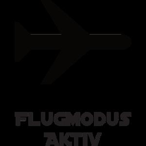 FLUGMODUS AKTIV