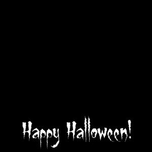 Happy Halloween Skelett