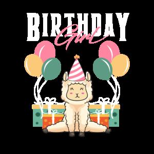 Alpaka Geburtstag