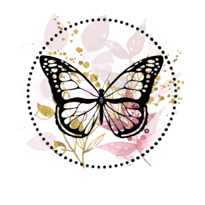 Boho Schmetterling