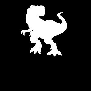 T Rex white