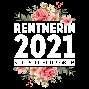 Rentnerin 2021 Rente Ruhestand Pensions Geschenk