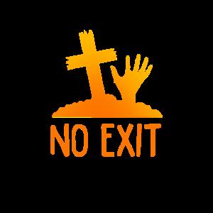 Kein Entkommen aus dem Grab