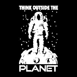 Weltraum Planeten Astronaut Raumfahrt