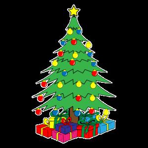Weihnachtsbaum Geschenke Tannenbaum Weihnachten