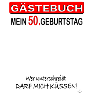 50. Geburtstag I Runder Geburtstag Geschenk Idee